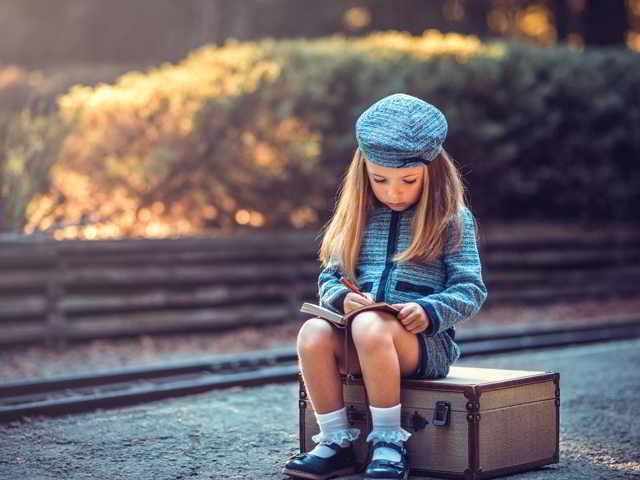 Мать бросила меня на вокзале, а я думала, что она меня потеряла
