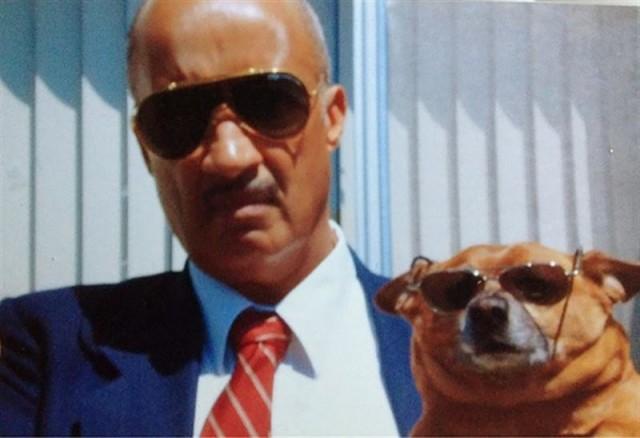 Фотографии из серии: «Папа не хотел собаку»