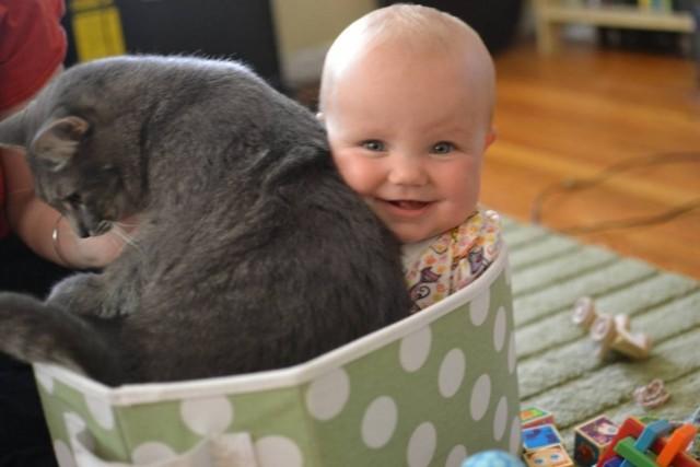 27 добрых фотографий, доказывающих, что вашему ребенку обязательно нужен домашний питомец