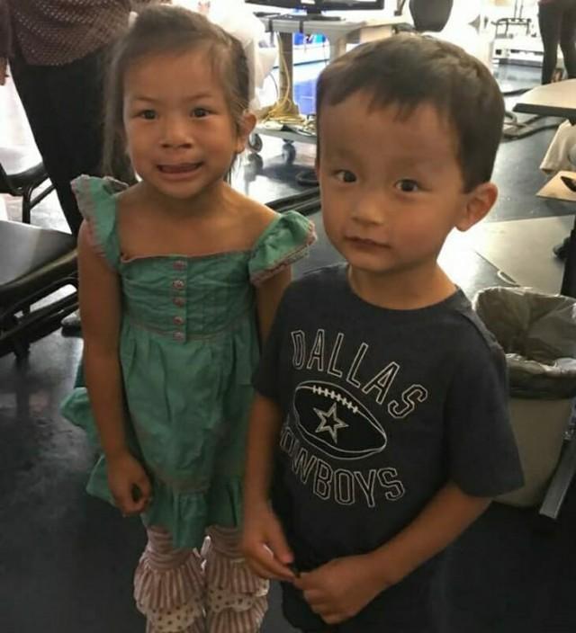 Семья из США удочеряет девочку из Китая: а спустя 11 месяцев одна деталь на фотографии заставляет соседей семьи принять поспешное решение