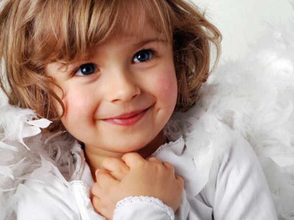«Хочешь я тебе скажу, почему Бог так долго не давал тебе ребеночка?», — сказала моя 3х-летняя дочь