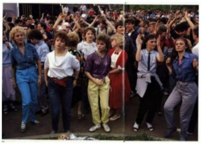 Лихие 90-е: 15 фото о суровой моде, которые заставят вас посмеяться