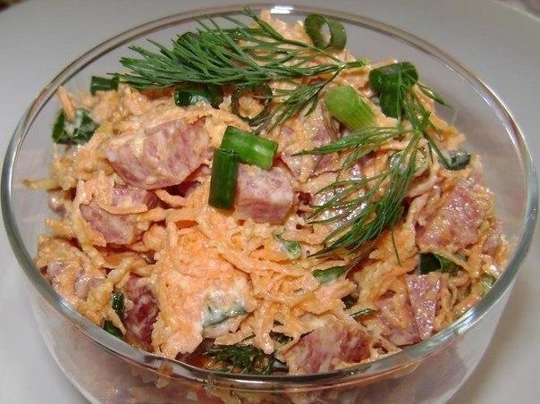 10 салатов, которые готовятся за 15 минут