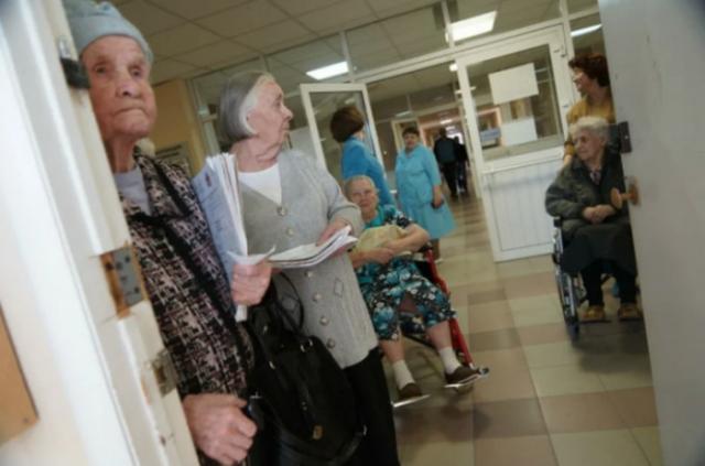 «Пенсионеры – хитрые, ложатся в больницы, чтобы поесть нахаляву» – очередной чиновничий спич