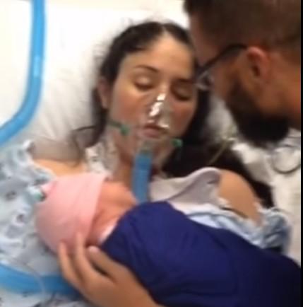 Новорожденная спасла своей матери жизнь! Как это может быть?