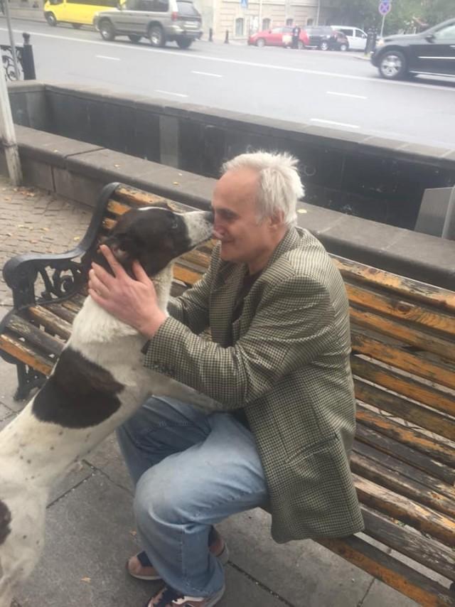 Дедуля потерял пса, а нашёл лишь через три года. Это видео, после просмотра которого у вас закончатся платочки: Видео!